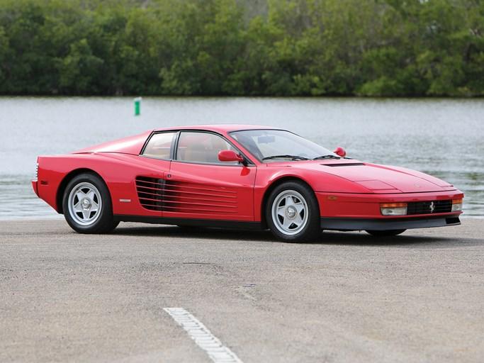1987 Ferrari Testarossa Values
