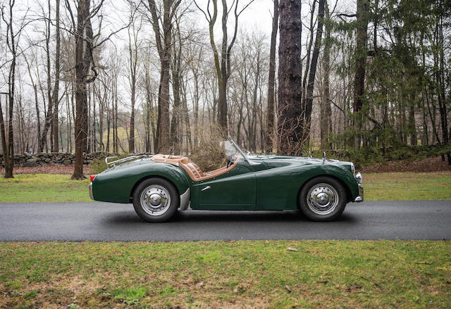 1961 Triumph TR3A Values | Hagerty Valuation Tool®