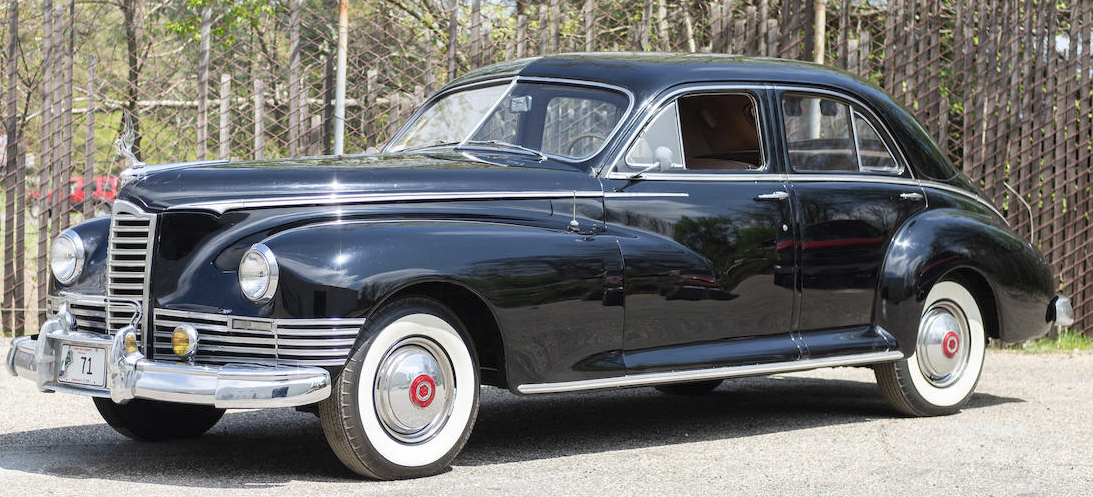 1947 Packard Deluxe Clipper Values | Hagerty Valuation Tool®