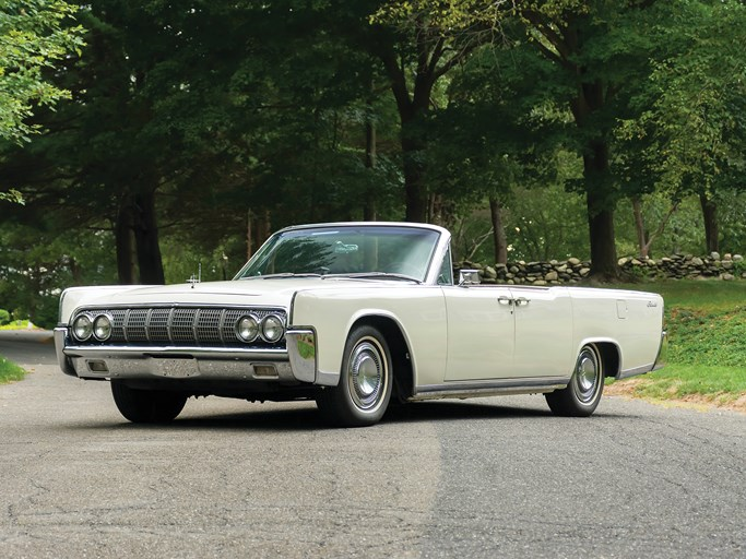 1964 Lincoln Continental Values Hagerty Valuation Tool