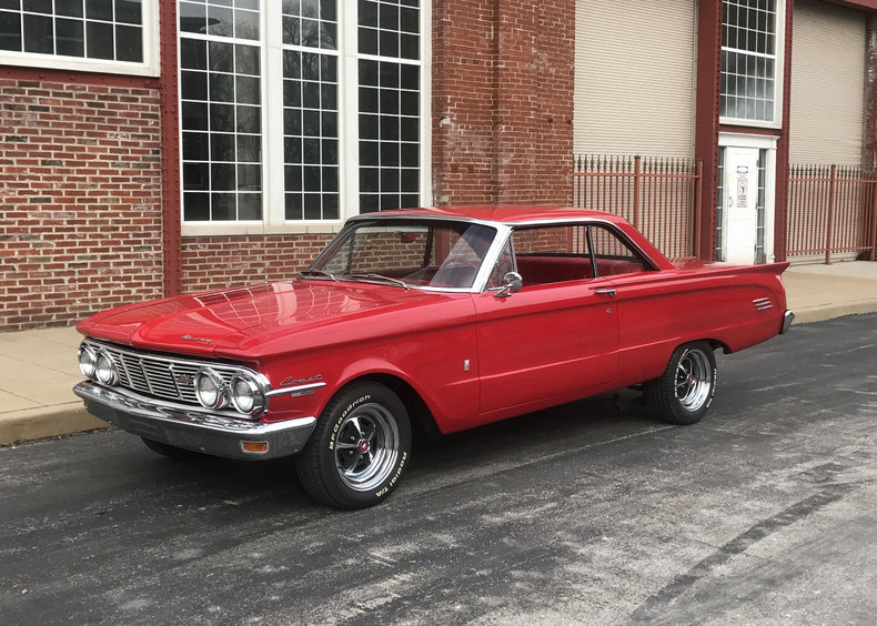 1963 Mercury Comet Values | Hagerty Valuation Tool®