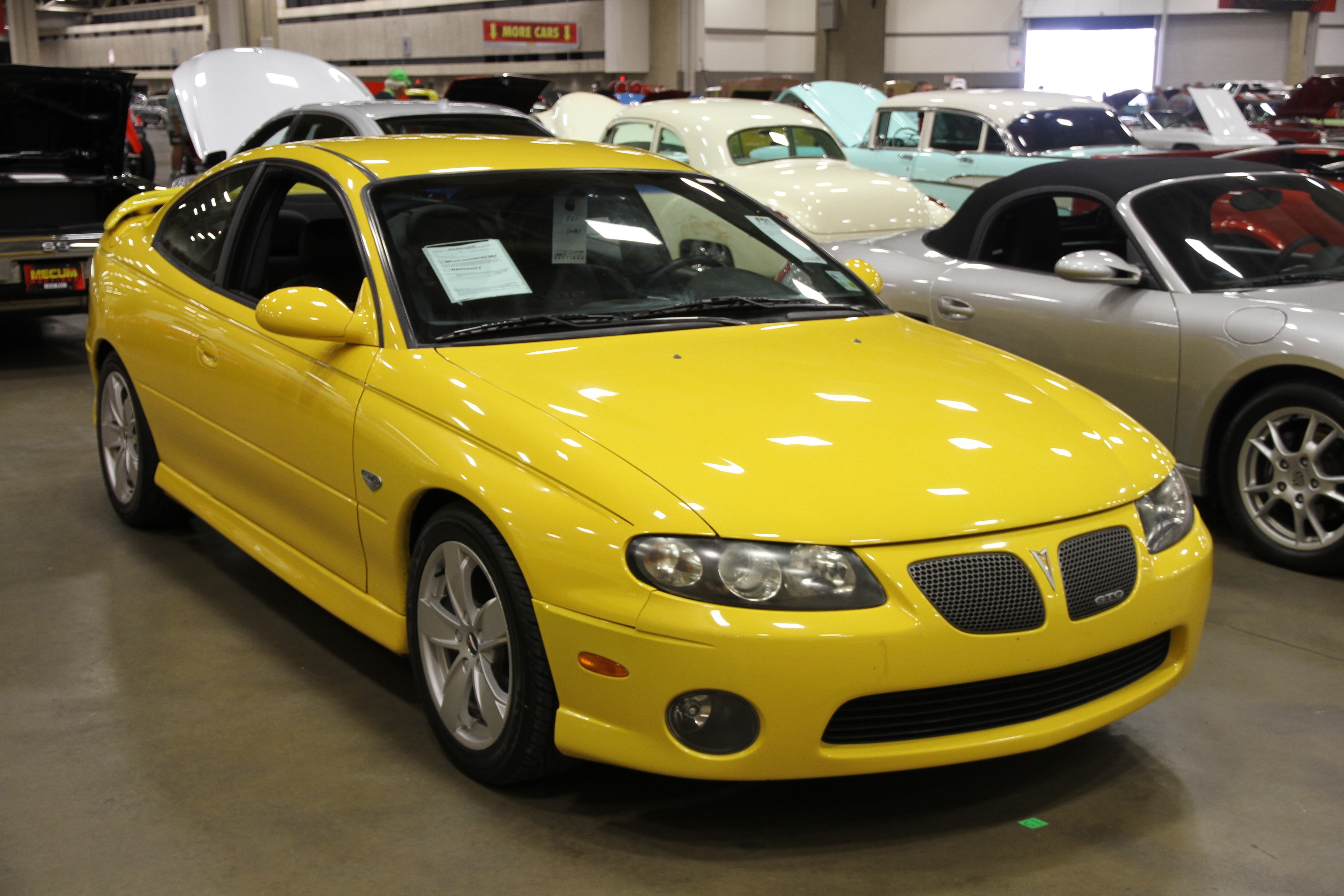 2004 Pontiac GTO Values | Hagerty Valuation Tool®
