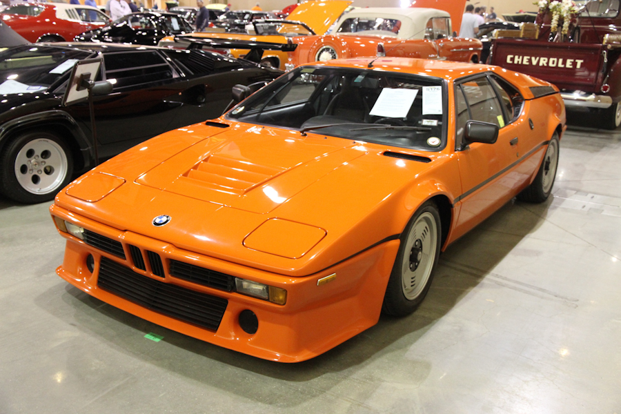 Bmw M1 For Sale >> 1980 Bmw M1 Values Hagerty Valuation Tool