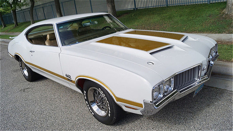 1970 Oldsmobile 4-4-2 Values | Hagerty Valuation Tool®