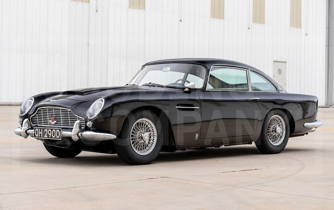 1965 aston martin db5 values | hagerty valuation tool®