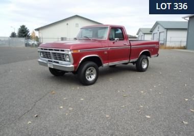 1977 Ford F-250 3/4 Ton Values | Hagerty Valuation Tool®