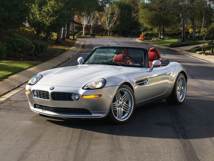 2003 Bmw Z8 Values Hagerty Valuation Tool