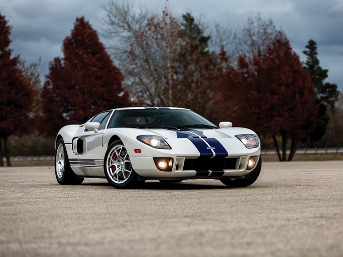 Ford Gt Coupe Sale Price  Includes Buyers Premium