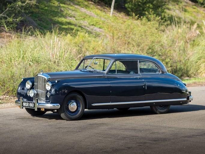 1948 Bentley Mk VI Values | Hagerty Valuation Tool®