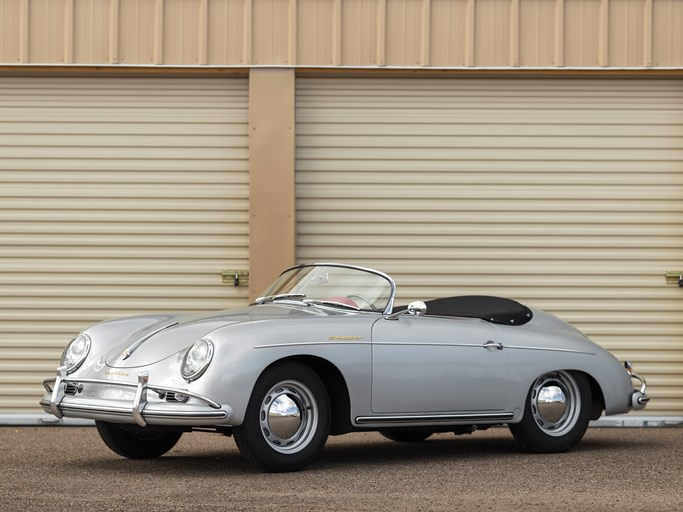 1958 Porsche 356A Values | Hagerty Valuation Tool®