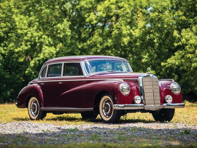 1957 Mercedes Benz 300c Values Hagerty Valuation Tool