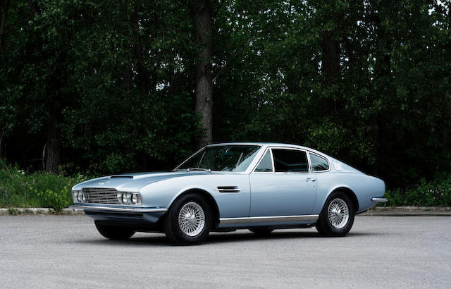 1973 Aston Martin Amv8 Values Hagerty Valuation Tool