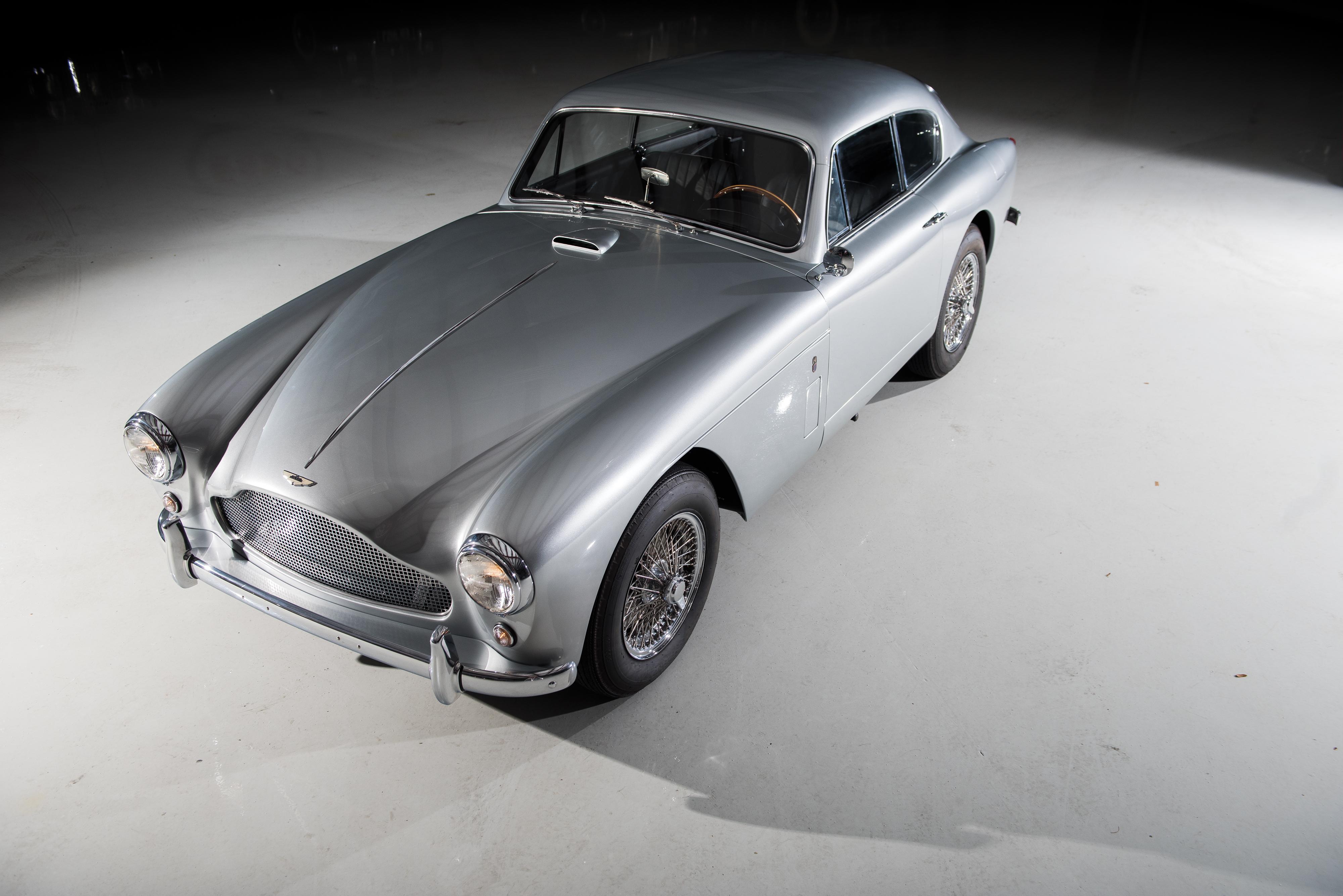 1959 Aston Martin Db Mk Iii Values Hagerty Valuation Tool