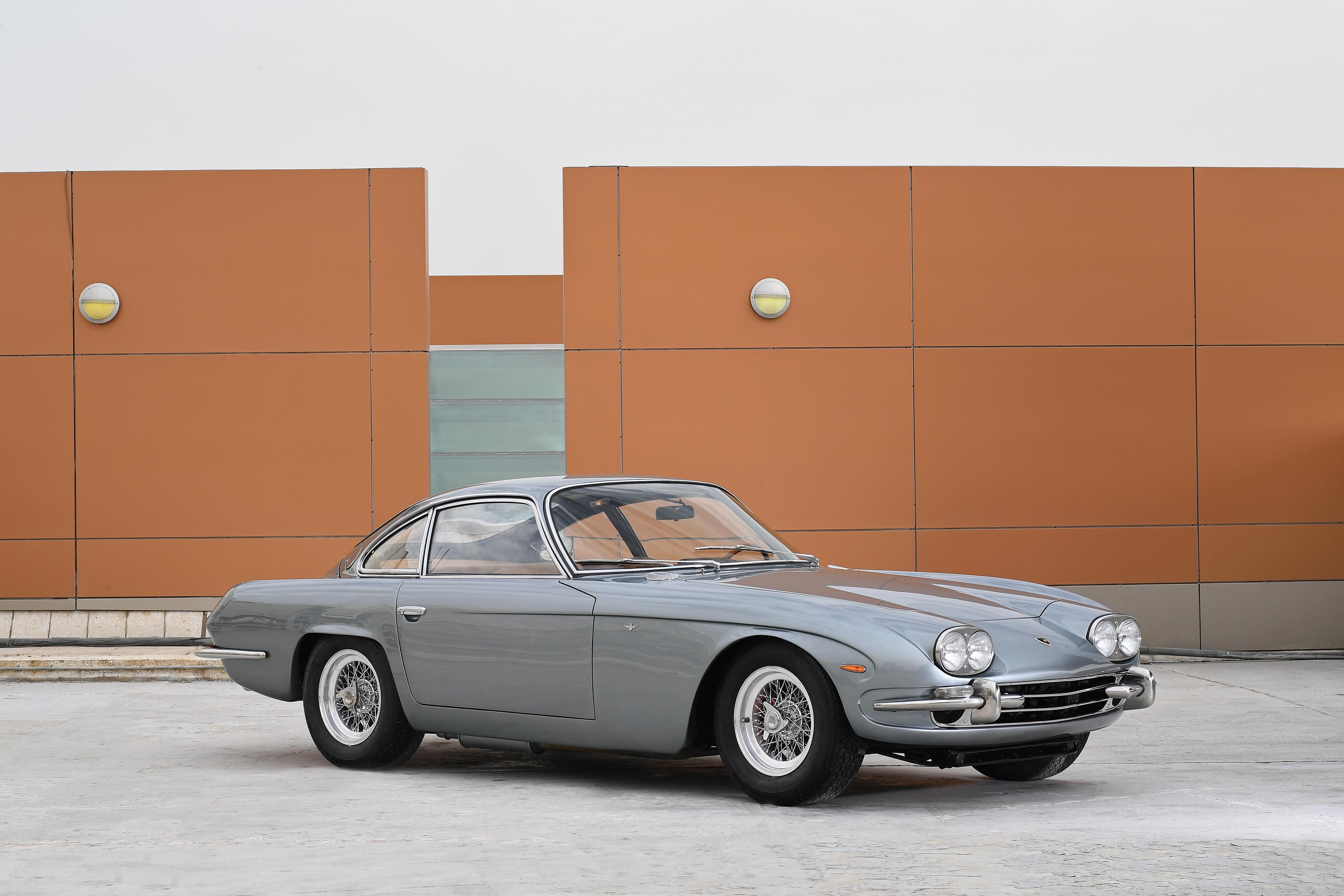 1967 Lamborghini 400 Gt Values Hagerty Valuation Tool