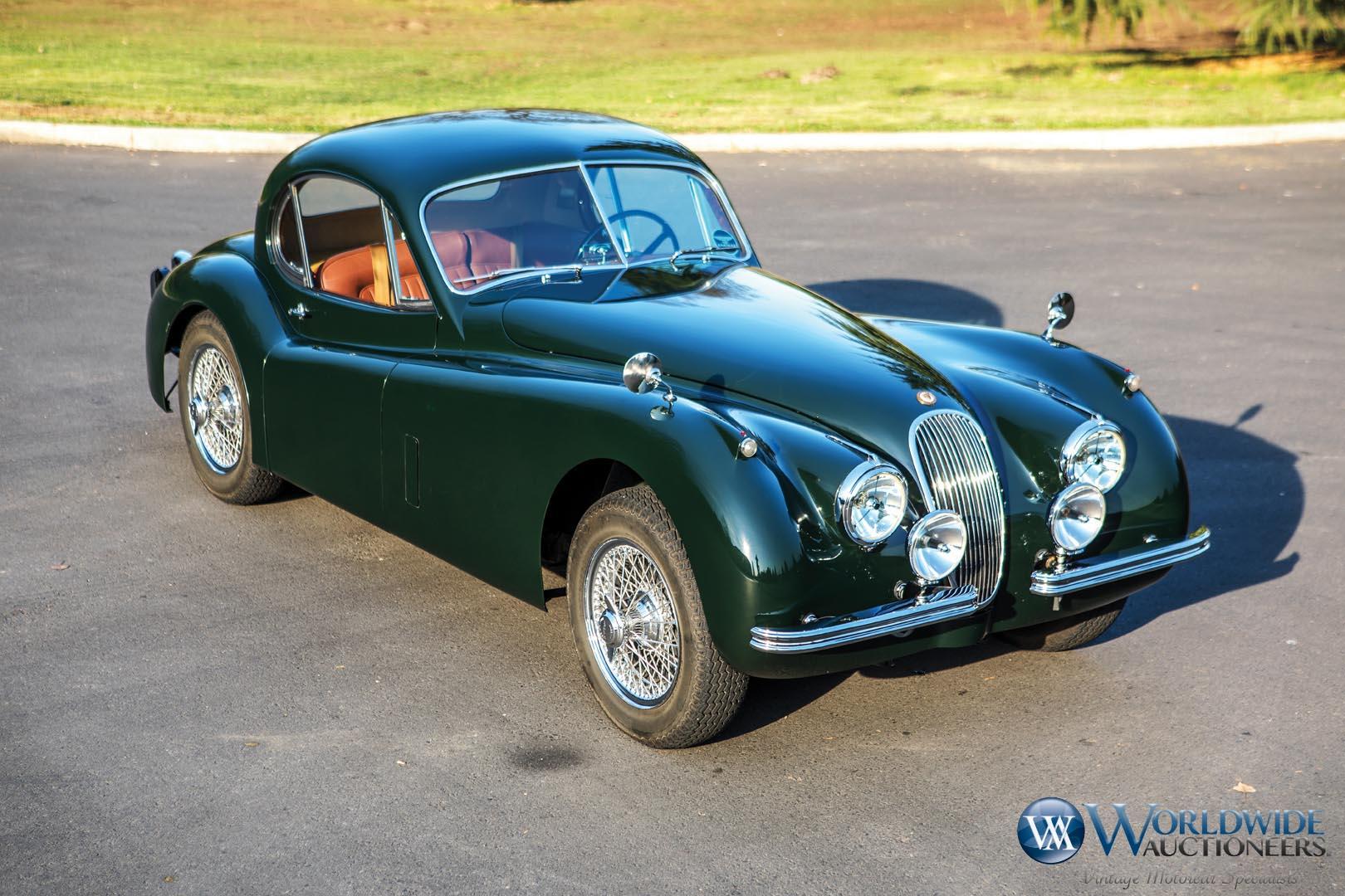1954 jaguar xk 120 values | hagerty valuation tool®