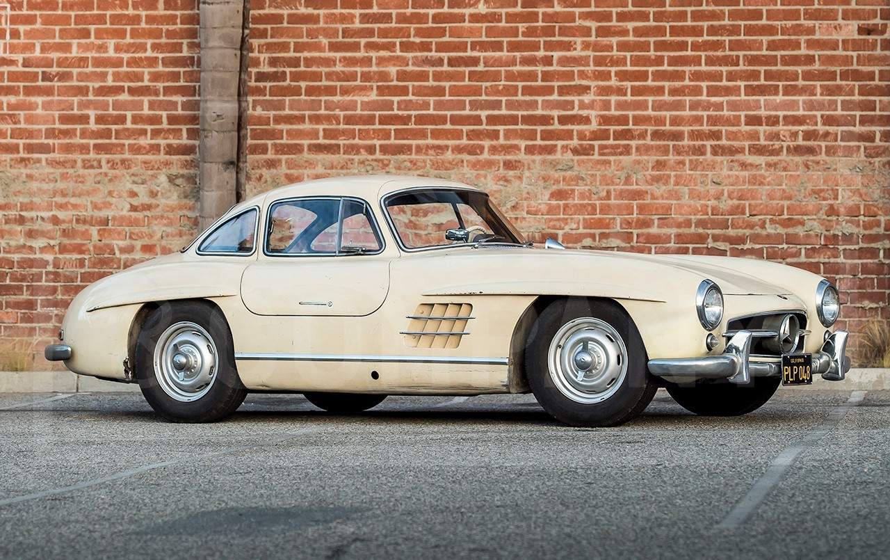 1954 Mercedes Benz 300sl Gullwing Values Hagerty Valuation Tool