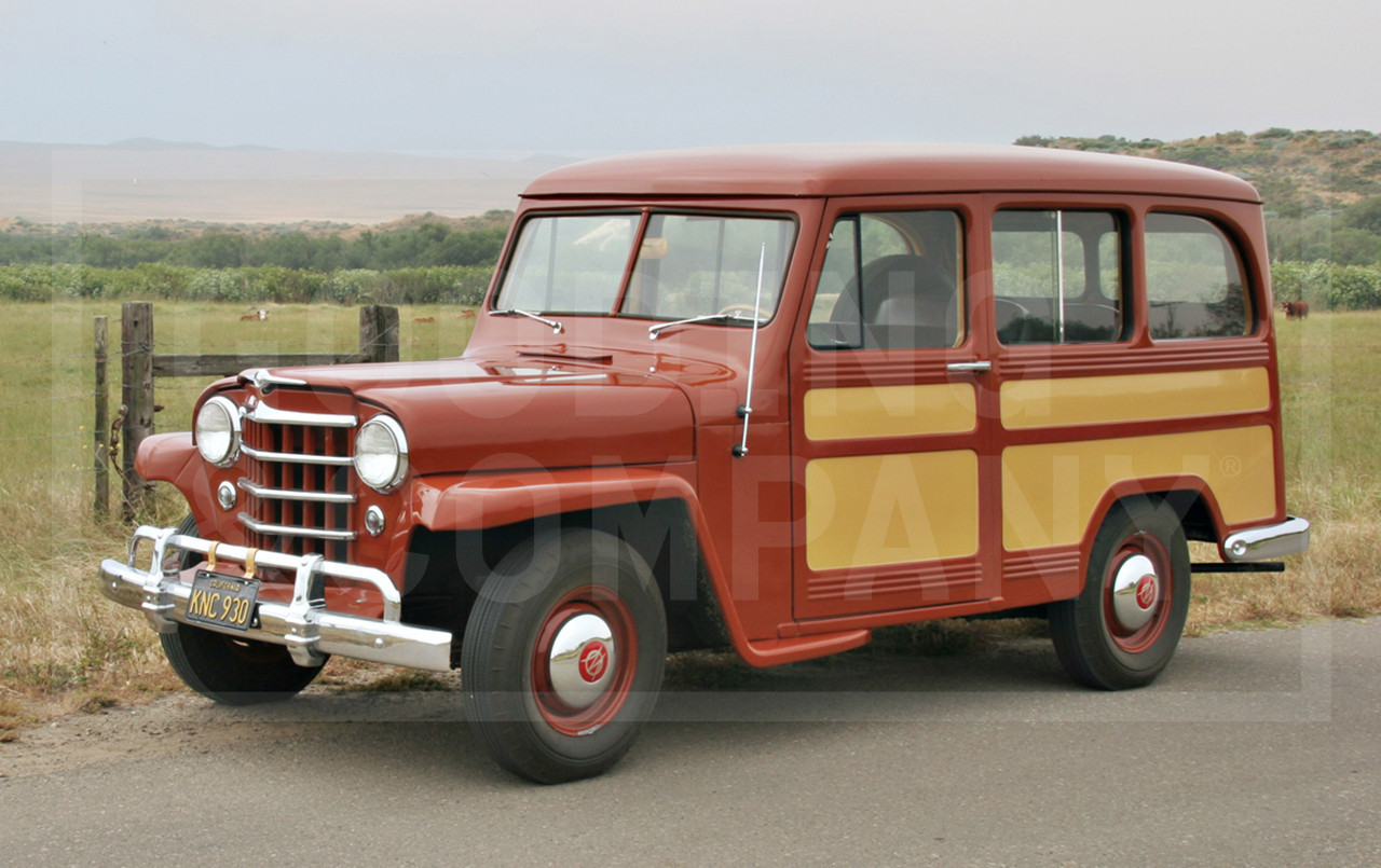 1950 Willys Jeepster Values Hagerty Valuation Tool