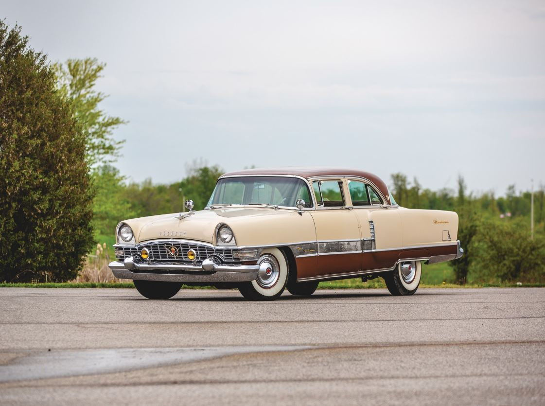 1953 Packard Patrician Values | Hagerty Valuation Tool®