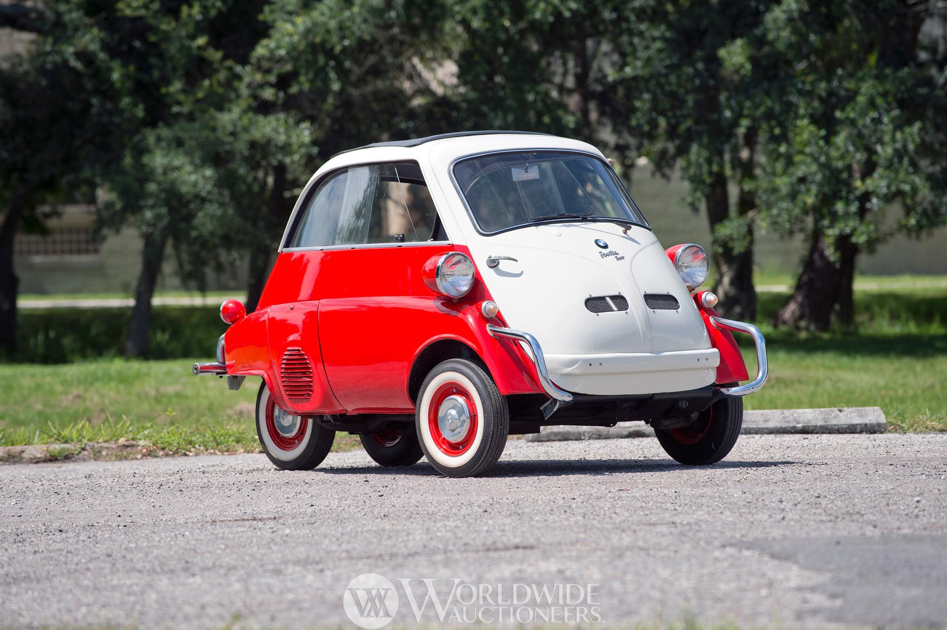 1962 Bmw Isetta 600 Values Hagerty Valuation Tool