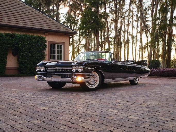1959 Cadillac Eldorado Seville Values Hagerty Valuation Tool