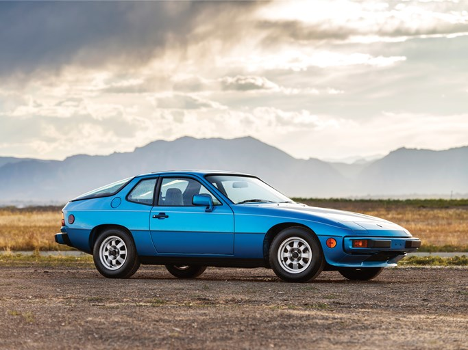 1988 Porsche 924 S Values Hagerty Valuation Tool