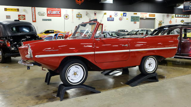 1967 Amphicar Model 770 Values | Hagerty Valuation Tool®