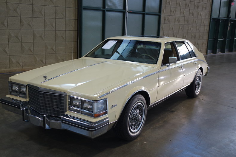 1985 Cadillac Seville Values Hagerty Valuation Tool