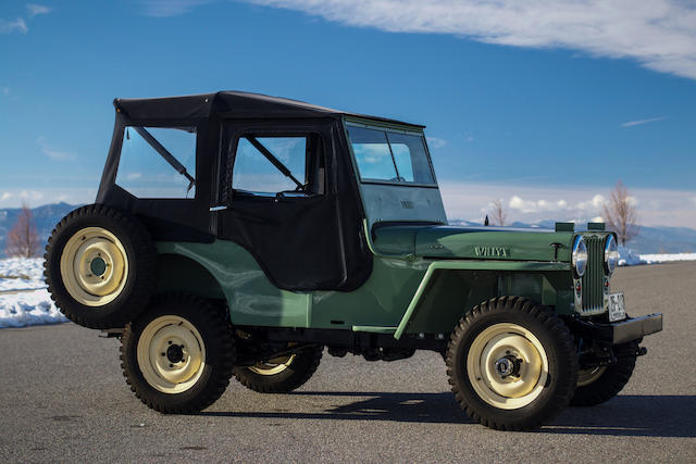 1949 Willys-Jeep CJ-2A (Truck) 1/4 Ton Values | Hagerty Valuation Tool®