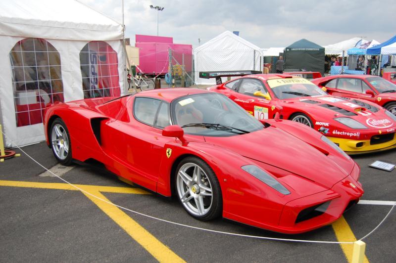 2003 Ferrari Enzo Values Hagerty Valuation Tool