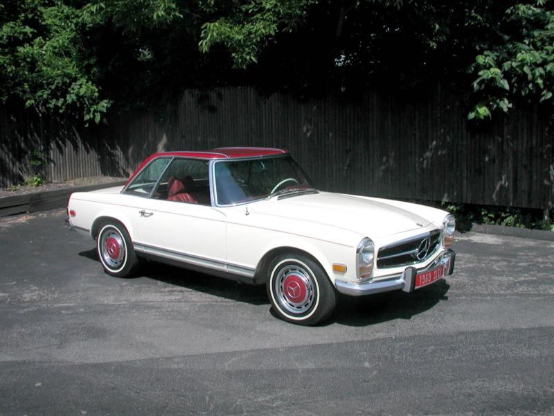 1969 Mercedes-Benz 280SL Roadster