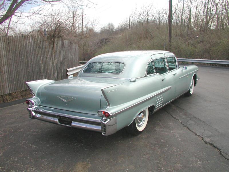 Hagerty Valuation Tool >> 1958 Cadillac Fleetwood Series 75 Values   Hagerty Valuation Tool®