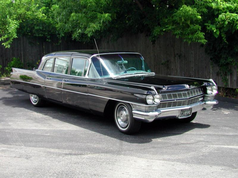 1963 Cadillac Fleetwood Series 75 Values | Hagerty Valuation Tool®