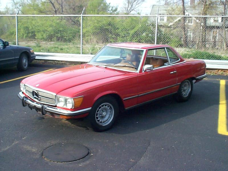 1974 Mercedes-Benz 450SL Values | Hagerty Valuation Tool®