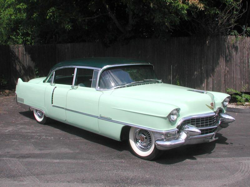 Hagerty Valuation Tool >> 1956 Cadillac Fleetwood Series 75 Values | Hagerty ...