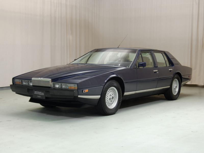 Hagerty Valuation Tool >> 1980 Aston Martin Lagonda S2 Values | Hagerty Valuation Tool®