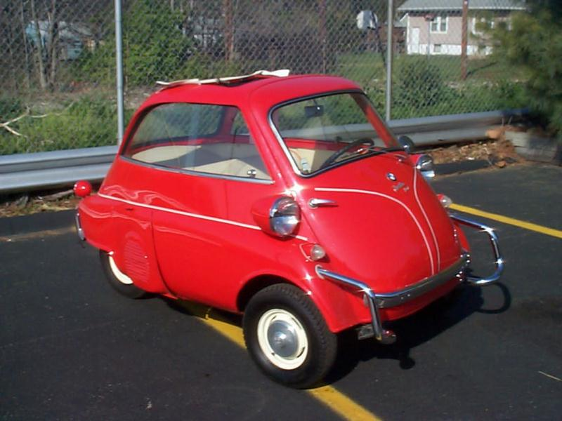1962 BMW Isetta 600 Values | Hagerty Valuation Tool®
