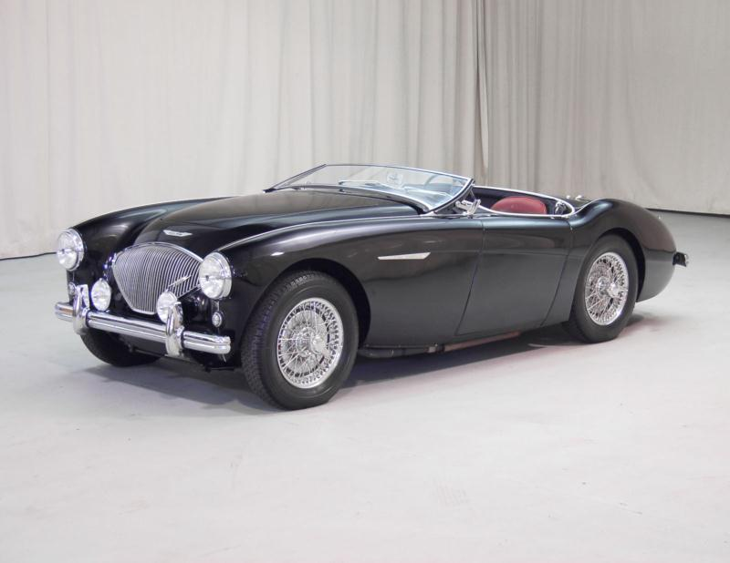 Austin Healey M Le Mans Values Hagerty Valuation Tool