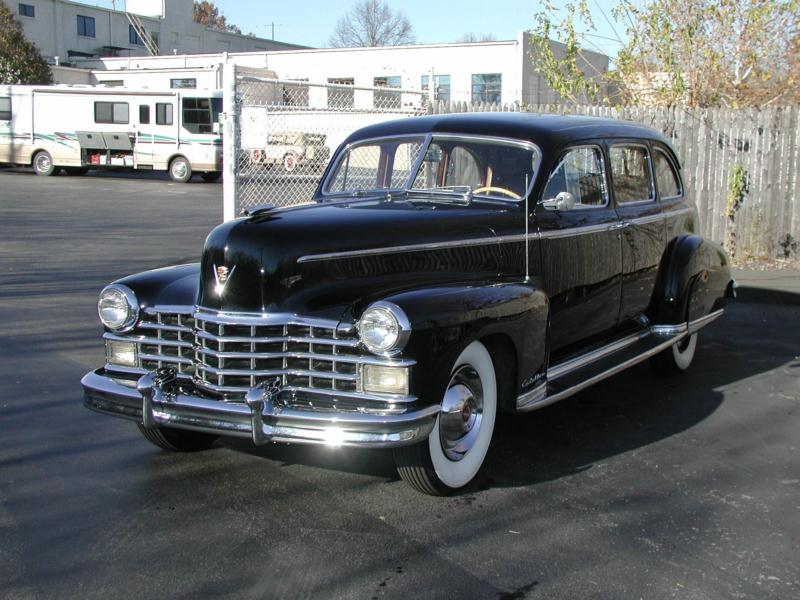1949 Cadillac Fleetwood Series 75 Sedan