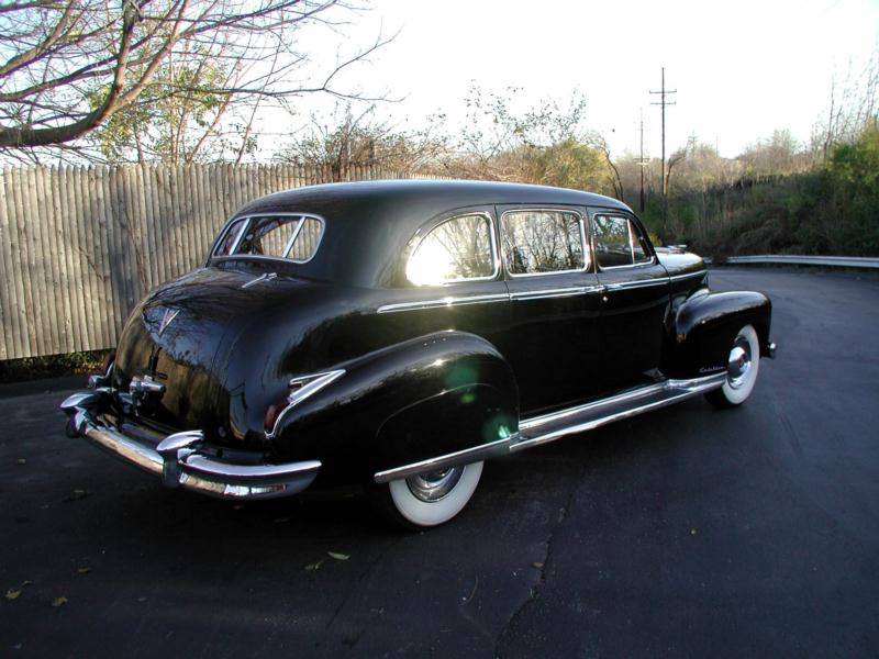 1946 Cadillac Fleetwood Series 75 Values   Hagerty ...