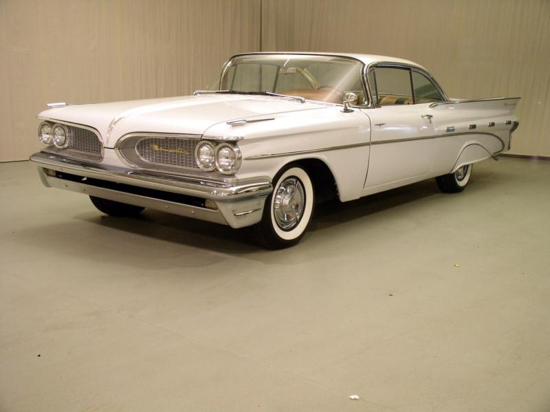 Hagerty Car Values >> 1960 Pontiac Bonneville Values | Hagerty Valuation Tool®