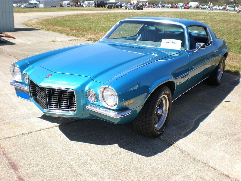 1974 Chevrolet Camaro Values | Hagerty Valuation Tool®