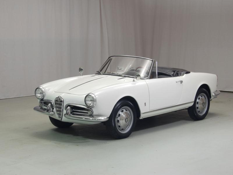 1959 alfa romeo giulietta sprint values hagerty valuation tool. Black Bedroom Furniture Sets. Home Design Ideas