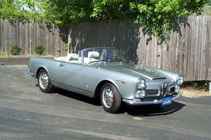 Hagerty Valuation Tool >> 1963 Alfa Romeo 2600 Sprint Values   Hagerty Valuation Tool®