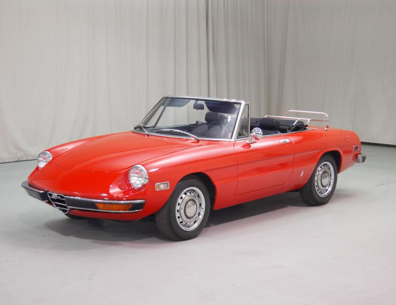 1978 Alfa Romeo Spider Veloce Values Hagerty Valuation Tool