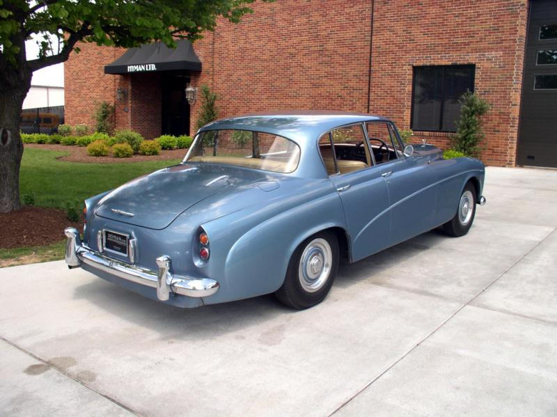 1956 bentley s1 continental coachbuilt flying spur values. Black Bedroom Furniture Sets. Home Design Ideas