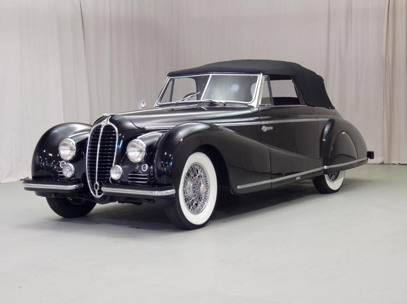 Hagerty Car Values >> 1950 Delahaye 135MS Values | Hagerty Valuation Tool®