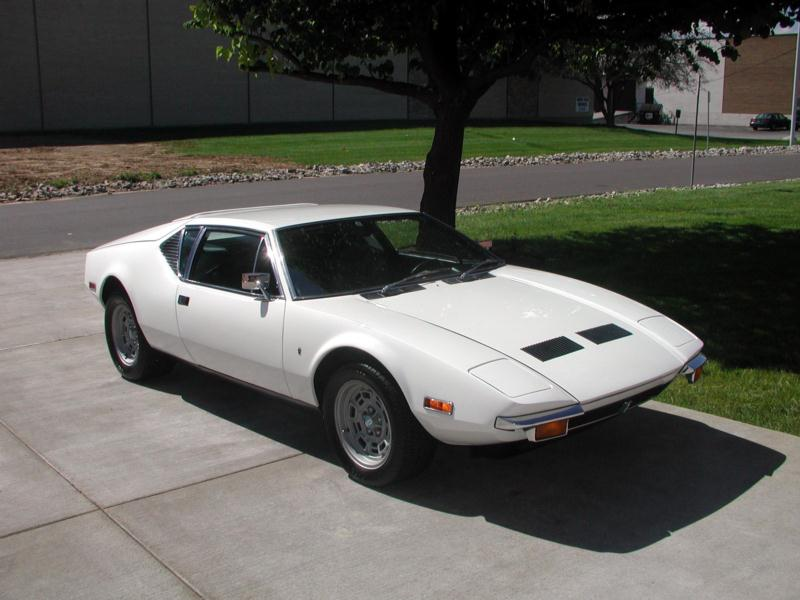 1978 detomaso pantera Values | Hagerty Valuation Tool®