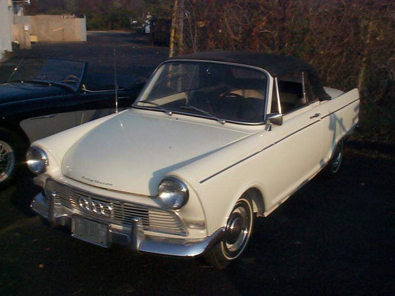 Hagerty Car Values >> 1964 DKW F12 Values | Hagerty Valuation Tool®
