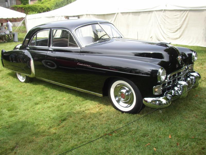 Hagerty Price Guide >> 1949 cadillac fleetwood 60 special Values | Hagerty ...