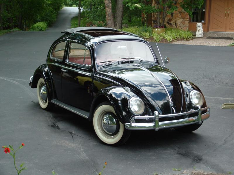 1960 volkswagen beetle Values | Hagerty Valuation Tool®